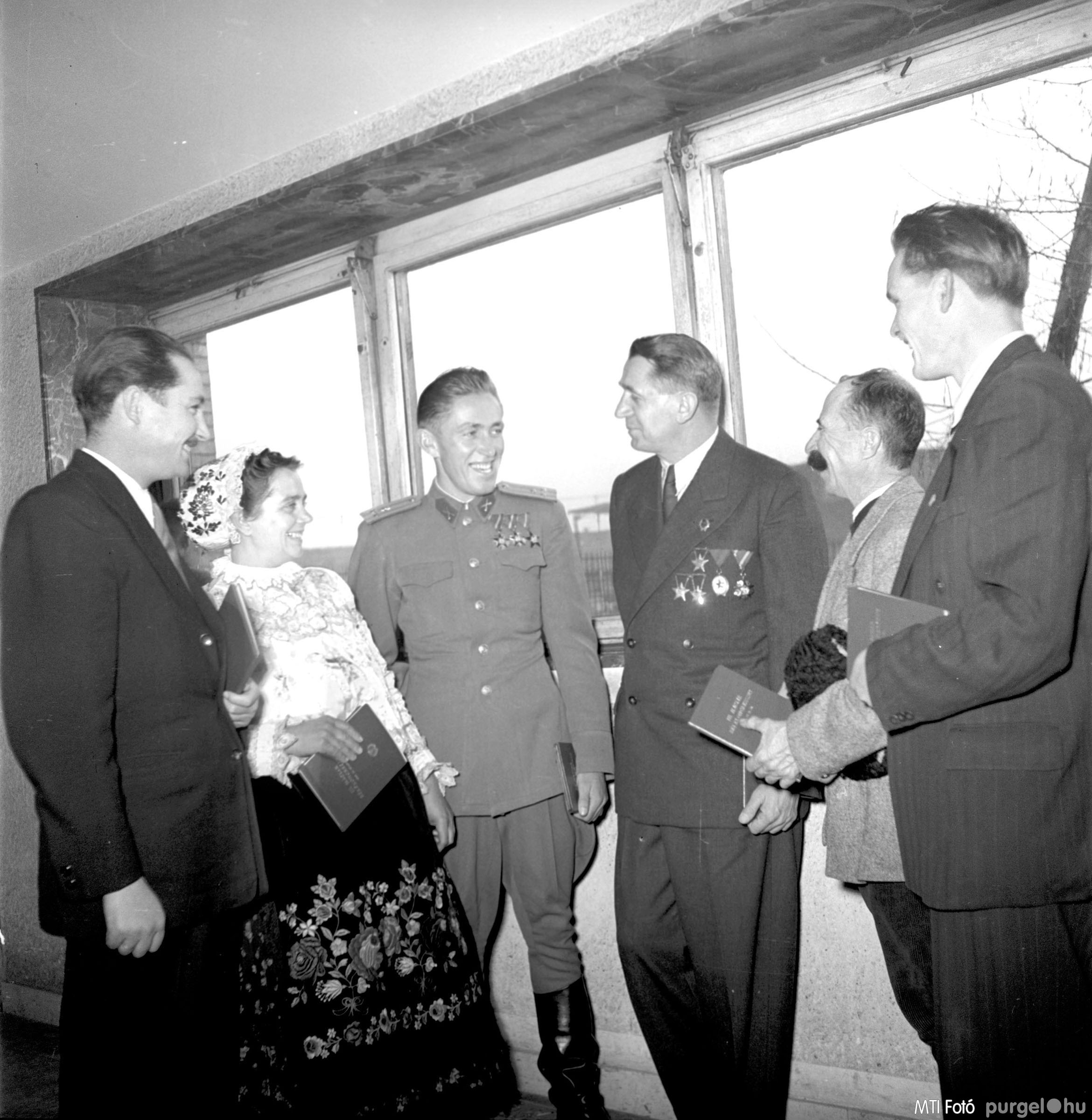 A III. Magyar Békekongresszus. Budapest, 1952. november 22.