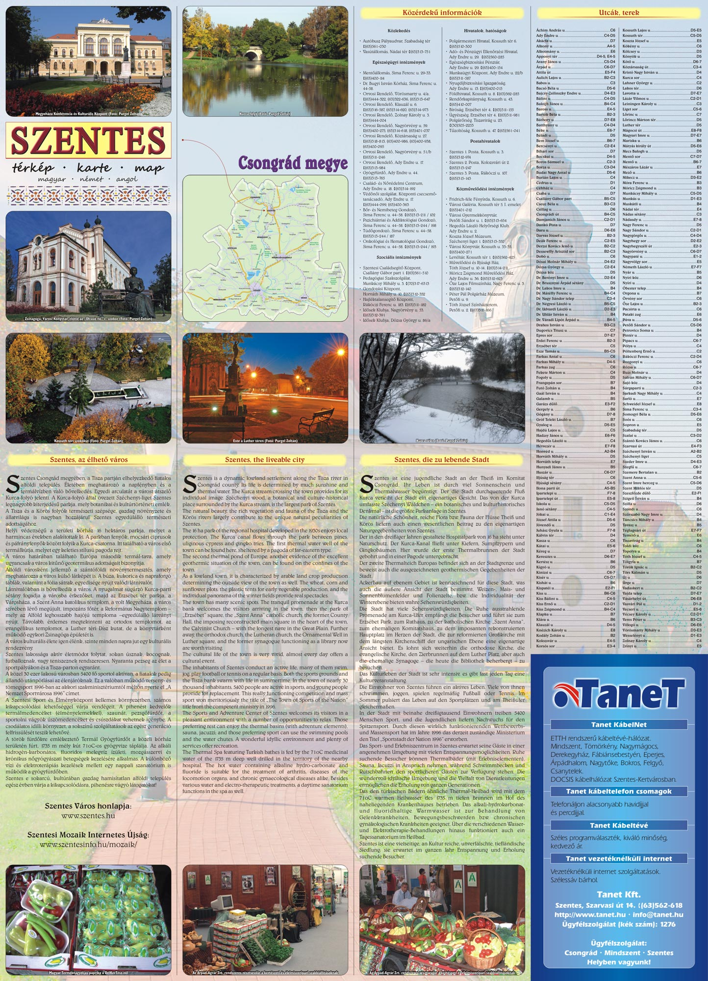 35-SzentesTerkepHajtogatott-2007-2.oldal